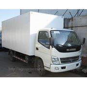 Foton 1069 фургон изотермический фото