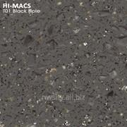 Акрил HI-Macs LG T001 Black Hole фото