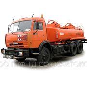 Топливозаправщик АТЗ-56215-010-30 фото