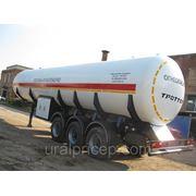 Полуприцеп цистерна ППЦТ-31 для превозки сжиженных газов,пропан-бутан и их смесей фото