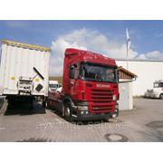 Scania R420 BDF фото