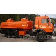 Топливозаправщик АТЗ 56132-037-62 на КАМАЗ 65115 фото