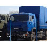 КамАЗ 53215 бортовой 11тн, тент каркас,6х4,240л.с