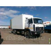 Промтоварный фургон МАЗ-5336А3-340 фото