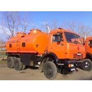 Топливозаправщик НЕФАЗ 5633-62