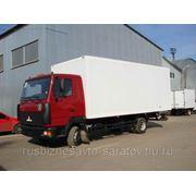 Сэндвич фургон МАЗ 4371 (Зубренок) фото