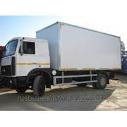 Сэндвич-фургон МАЗ 5336А5 фото