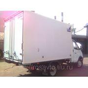 ГАЗель-бизнес промтоварный фургон (внутри оббит Фанерой 6 мм) фото