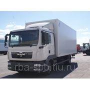 Изотермический фургон MAN TGL 12.180
