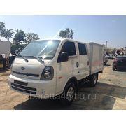 Продажа KIA BONGO III 2.5 Фургон Бортовой - Тентованный фото