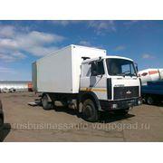 Фургон МАЗ-5336А5-340 сэндвич 80 мм фото