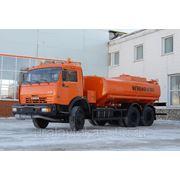 Автотопливозаправщик АТЗ-10 на шасси КАМАЗ 65115