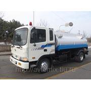 Hyundai HD120 водовоз (техническая вода) фото