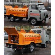 Топливозаправщик уаз-36223 продажа фото