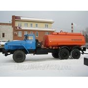 Автотопливозаправщик АТЗ-6,5 на шасси Урал 4320 ЕВРО-4 без сп.м. фото