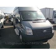 Форд Транзит микроавтобус ИМЯ-М-3006 (19+3+1 мест)+ремни фото