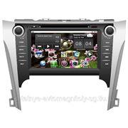 Штатное головное устройство для Toyota Camry V50 android Dashling 2.3.4 фото