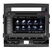 Штатное головное устройство MyDean 7136 для автомобиля Toyota Land Cruiser фото