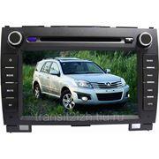 "Автомагнитола DVD с сенсорным экраном 8"" для Great Wall Hover H3/H5 фото"