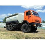 КАМАЗ, АЦ 66065, водовоз