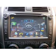 Магнитола для Toyota Corolla фото