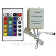 Контроллер CON RGB IR 24B ИК-сигнал фото