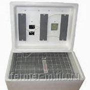 Инкубатор 104 яйца (220/12В) цифровой термометр АВТОМАТ. поворот фото