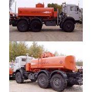 Топливозаправщик ГрАЗ 56152-010-30 на КАМАЗ 43114 фото