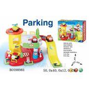 Парковка Magic Track 4072 для малышей фото