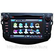 Штатное головное устройство 2DIN для Toyota RAV4 фото