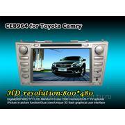 Штатная автомагнитола Toyota Camry Winca 8964 фото