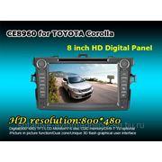 Штатная автомагнитола для TOYOTA COROLLA Winca 8960 фото