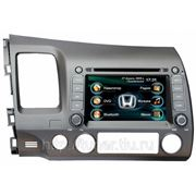 Штатная магнитола Intro CHR-3701 (Honda Civic 4D '06-'12) фото