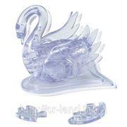 3D Головоломка Лебедь фото