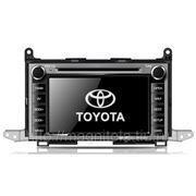 Штатная магнитола Toyota Venza TVZ-7585 фотография