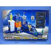 "Игровой набор ""Парковка спецслужб - полиция"" AODALI 858803 фото"