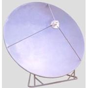 Спутниковая антенна 1,8 цельная, прямофокусная фото