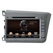 Штатная магнитола Honda Civic 2012 CHR-3612 CV