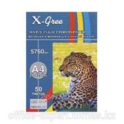 Фотобумага X-Gree 190 g/m2 50 list A3 фото