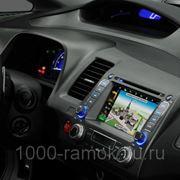 Штатная магнитола Honda Civic 4D (2006 - 2011) CHR-3701 фото