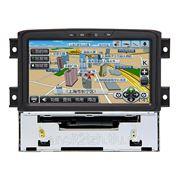 """Автомагнитола DVD с сенсорным экраном 7"""" для Lifan 720 фото"""