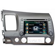 Штатное головное устройство INTRO CHR-3701 (C7013HC) для HONDA Civic 4D 2006-11