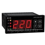 Измеритель-регулятор температуры ARCOM-D37 фото