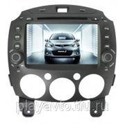 Штатная магнитола LetRun для Mazda 2,Demio с 2007г. GPS фото