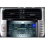 Штатная магнитола Toyota Land Cruiser Prado 150