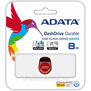 USB флэш-диск A-DATA 8GB UD310 RED фото