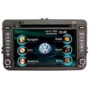 Штатное головное устройство Volkswagen Touran, Passat B6 (05-09), Jetta, Tiguan (до 2010), Golf 5 (IE) INTRO CHR-8642 G5 фото