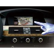 Штатное головное устройство BMW E60/E70/E90-93 фото