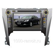 Штатная магнитола Toyota Camry 2012+ фото