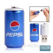USB Flash накопитель - Банка PEPSI (16 GB) фото
